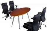 工商银行定制家具 办公桌/会议桌/洽谈桌 标识供应商 设计定做