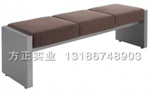 中国银行系统家具 中行系统家具 无靠背沙发